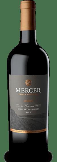 mercer reserve horse heaven cab sauv 2016web resize 2 - Mercer Family Vineyards