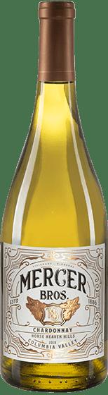 Mercer Bros 2018 Chardonnay
