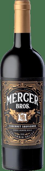 Mercer Bros 2017 Cabernet Sauvignon