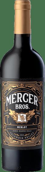 Mercer Bros 2017 Merlot