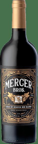 Mercer Bros 2017 Edge of Heaven Red Blend